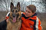 A Dog & His Boy... A Journey....