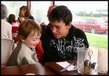 Cousins Caleb and Regan
