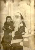 Beckie & Santa