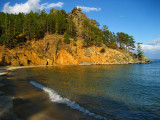 Lake Baikal: The Blue Eye of Siberia
