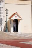 Un garde du Palais