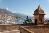 Jolie vue sur le Port Hercule