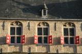 Windows of the townhall - Ramen in het stadhuis