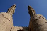 Minarets and Doms in Islamic Caïro
