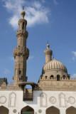 Dom and Minarets of al -Azhar Mosque