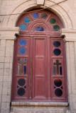 Coptic cathedral in Old Caïro