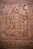 Horus defeating Seth