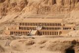 Hatsjepsut's Mortuari Temple , Medinat Habu and Valley of the Kings.