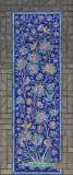 Glazed tiles decorations - Decoraties van geglazuurde tegels