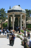 Aramgah-e Hafez - Tomb of the famous Persian poet Hafez
