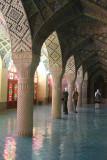 Prayer room Nasir al Molk Mosque
