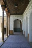 Colonnade in Gavan Mo-Mok
