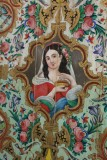 Portrait of a concubine in Gavan Mo-Mok