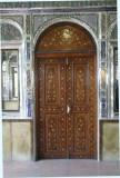 Inlaid door in Gavan Mo-Mok Palace