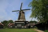 Utrecht , Houtzaagmolen de Ster