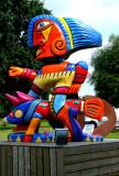 Sculpture by Clemens Briels