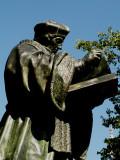 Standbeeld Erasmus - Statue Erasmus