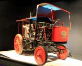 1907 Bikkers Steam Car