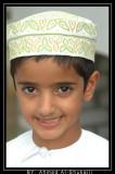 Young Omani Kid
