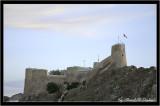 Mirani Fort in Muscat