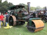 Blackpool Steam Roller