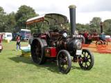 Fowler Steam Tractor