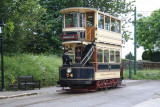 Sheffield Corporation Tramways 74