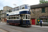 Leeds City Tramways 345