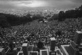 cemetary over Kyoto