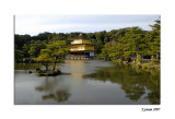 The Golden Pavilion - Rokuon - Ji Temple