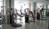 Exercise Room at Theptarin Hospital smallfile IMG_2177.jpg