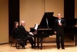 Geoffrey Friedley, Tenor, and Mark Neiwirth, Gravicembalo con Piano e Forte - Liederabend - Feb 07 dscf0254.jpg