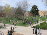 ISU Campus Spring Scene - during a performance of la musica latina smallfile IMG_2901.jpg