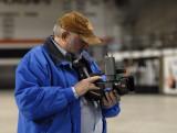 Professional Videographer filming ISU College of Engineering Steel Bridge Team _DSC0600.jpg