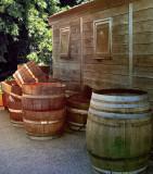 Wine Barrels ~