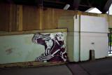 Punt Road Mural