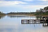 Lake Tyers jetty ~
