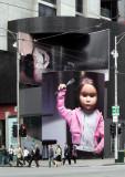 Spooky billboard
