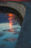 Sunset reflection on the Water ~