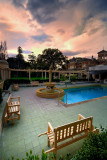 Ripponlea Pool Sunset  ~