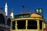 Number 96 tram car