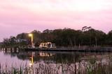 Lake Tyers summer evening