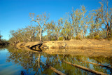Echuca riverbank