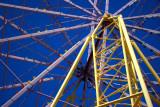 Ferris wheel construction ~