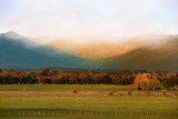 Mountain hues