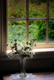 flowers by the window ~