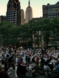 Cinema at Bryant Park