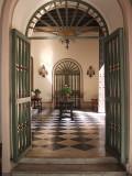 hallway, Hotel El Covento