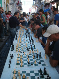 chess, Calle de San Sebastian