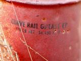 Curve Rail Grease